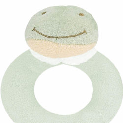 Angel Dear Frog Rattle